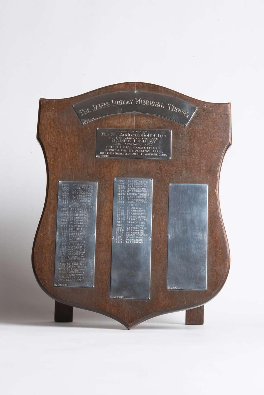 James Lindsay Trophy