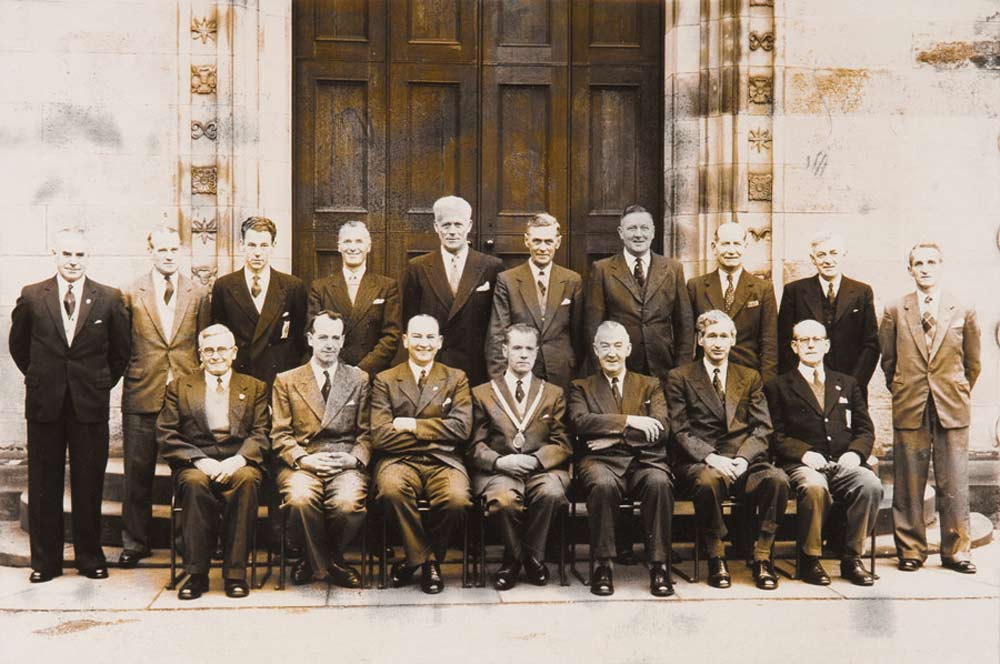 Club Photograph