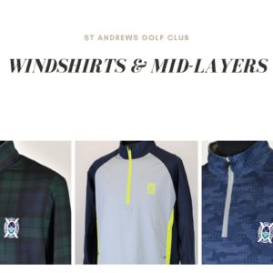 Windshirts & Mid-Layers